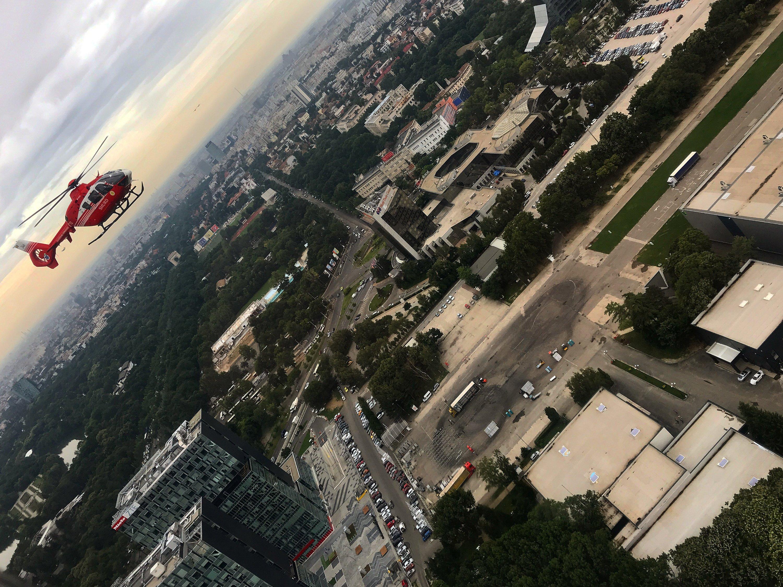 Bucuresti - Elicopter Smurd
