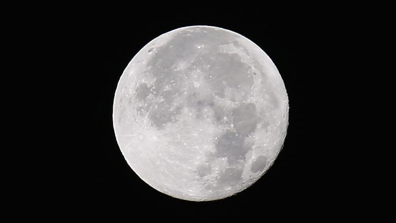 Eclipsa de Luna - 10 Ianuarie 2020